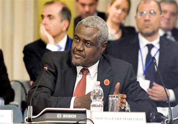رئيس مفوضية الاتحاد الأفريقي: مصر لها دور بارز في تحقيق السلام والتنمية (فيديو)