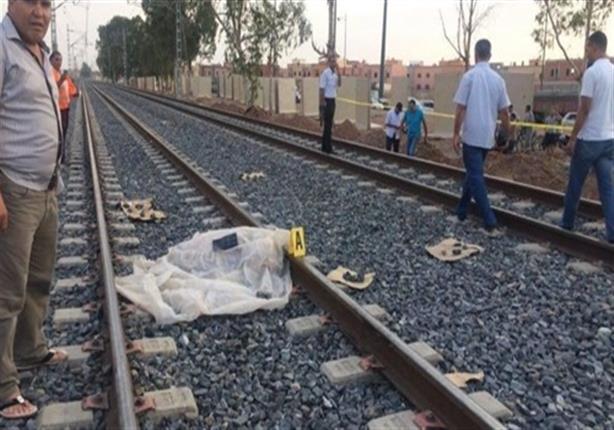 ألقاهم أمام القطار.. سائق يقتل أطفاله الثلاثة في المنيا