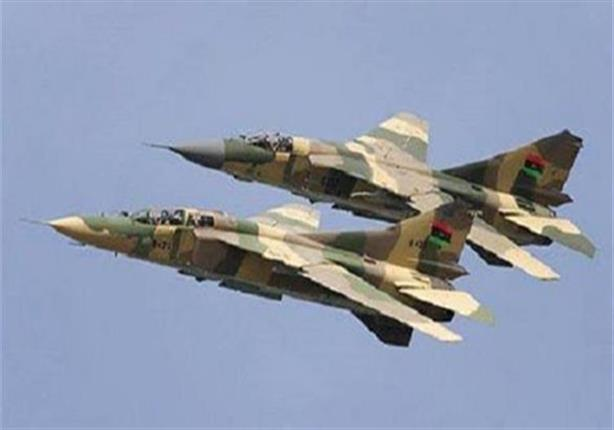 الجيش الليبي يشن غارات جوية في محور وادي الربيع جنوب طرابلس