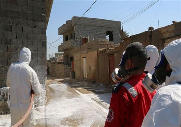 """إصابة 12 مدنيا في """"أول هجوم كيماوي"""" في معركة الموصل"""