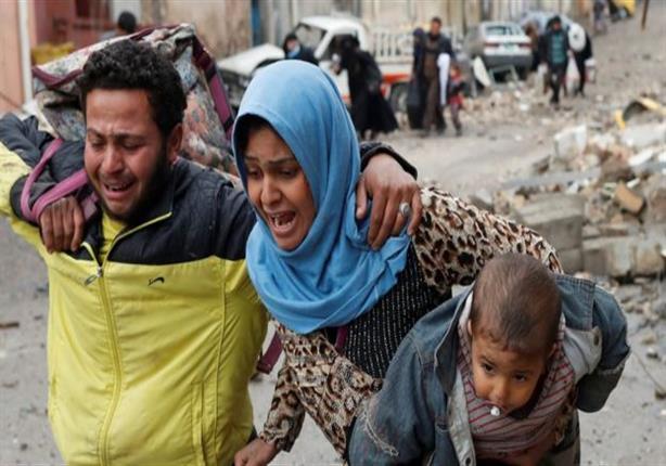 """القوات العراقية """"تقتحم"""" أربعة أحياء في الشطر الغربي من الموصل"""
