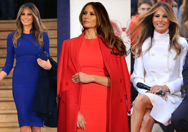 """بالصور- بعد اتهامها بعدم الأناقة.. ملكات العالم يقلدن """"ميلانيا"""" بينهن عربية"""