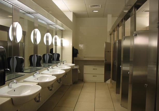 ما هو المرحاض الأكثر نظافة في الحمامات خارج المنزل؟