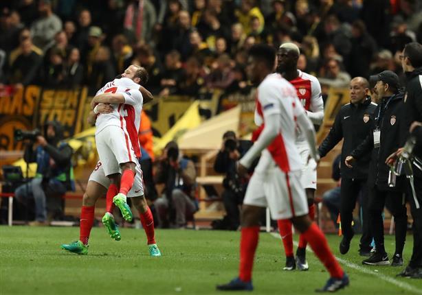 بالفيديو.. موناكو يكمل أضلاع المربع الذهبي لدوري الأبطال بثلاثية أمام دورتموند