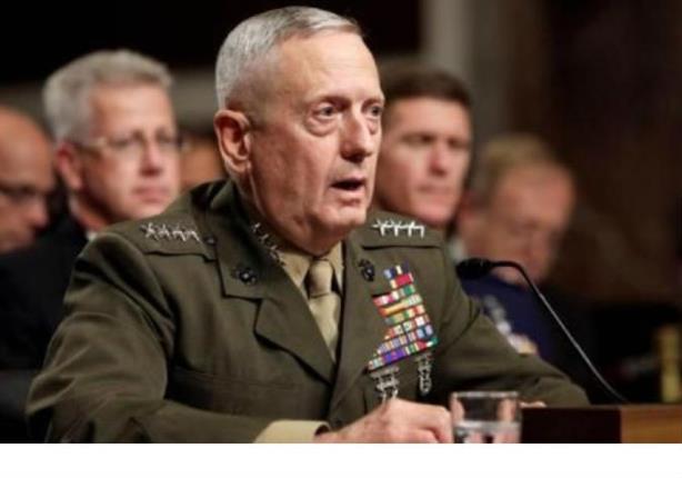"""ماتيس: التحالف يطوق """"داعش"""" في معاقله"""