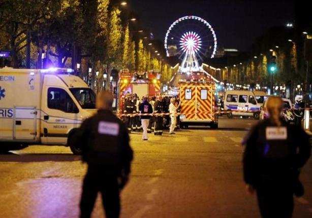 القبض على ثلاثة من أفراد أسرة مهاجم باريس
