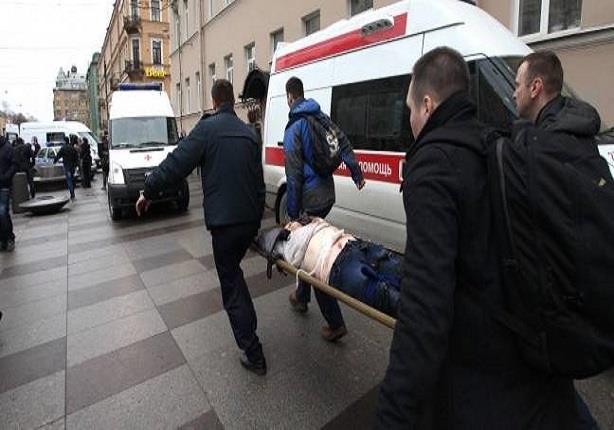ارتفاع حصيلة تفجير سانت بطرسبرج إلى 16 بعد وفاة امرأة في المستشفى