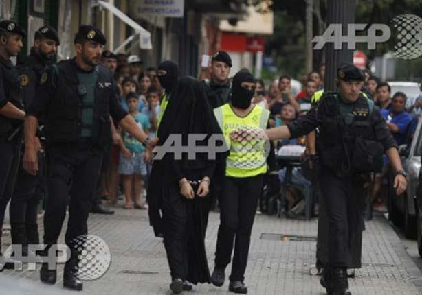 المغرب تعلن تفكيك خلية إرهابية تنتمي لداعش بضواحي مراكش