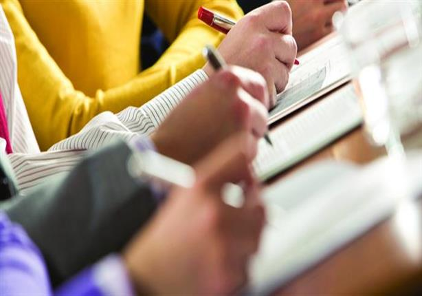 تعرف على إجراءات أداء الطلاب المحبوسين لامتحانات نهاية العام