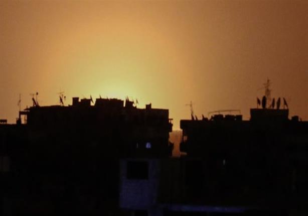 قصف إسرائيل لموقع قرب مطار دمشق وزيارة البابا للقاهرة في الصحف العربية