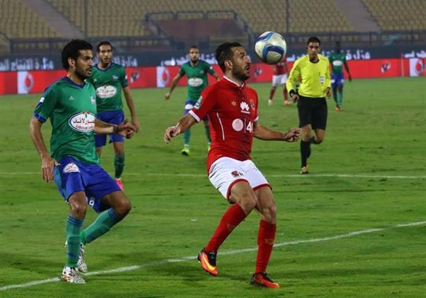 اتحاد الكرة يعلن حكم المباراة الفاصلة للأهلي في الدوري