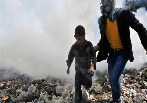 كل ما يتعلّق باستخدام الكيماوي في سوريا (تسلسل زمني)