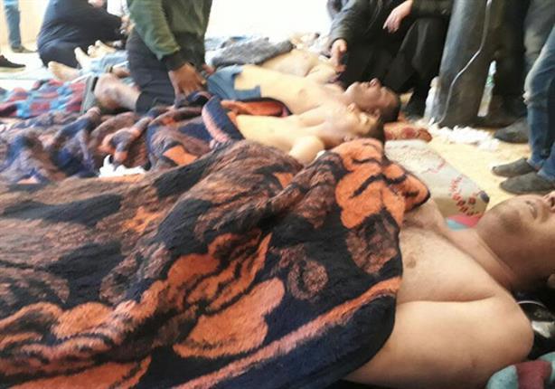 """بالفيديو والصور- من خان شيخون.. مصراوي يحاور مسعف """"القتل الكيميائي"""""""
