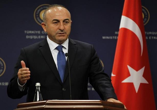 وزير الخارجية التركي يعلن من الكويت: قاعدتنا العسكرية فى قطر لحماية المنطقة كلها