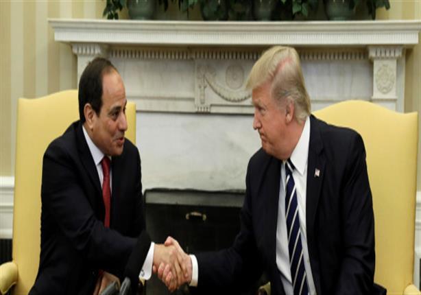 السفير الأمريكي: ترامب والسيسي أكدا ضرورة بناء مجتمع قوي لمواجهة التهديدات