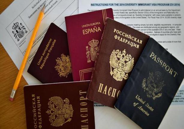 في أحدث تصنيف.. تعرف على أقوى جواز سفر في العالم.. وتغير ترتيب مصر