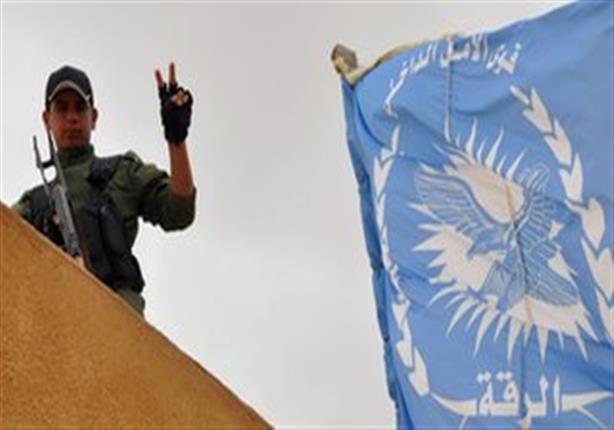"""الرقة """"عاصمة الخلافة"""" تواجه مستقبلاً غامضاً"""