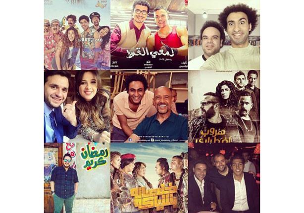 """بالصور- في رمضان.. الكوميديا بنكهة """"مسرح مصر"""""""