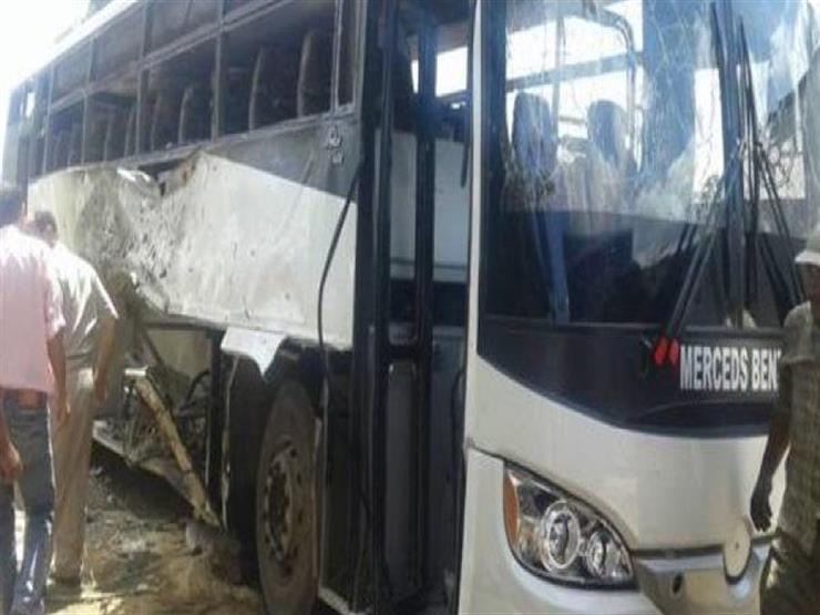 في أول حديث له.. سائق أتوبيس حادث المنيا يروي لمصراوي تفاصيل الهجوم الإرهابي