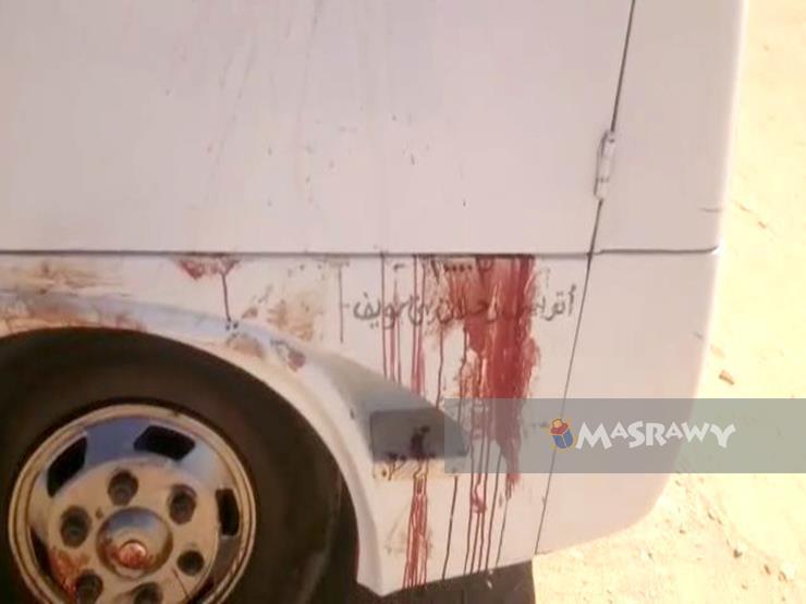 """الموت في طريق الصلاة.. صورة """"تُلخص"""" حادث المنيا"""
