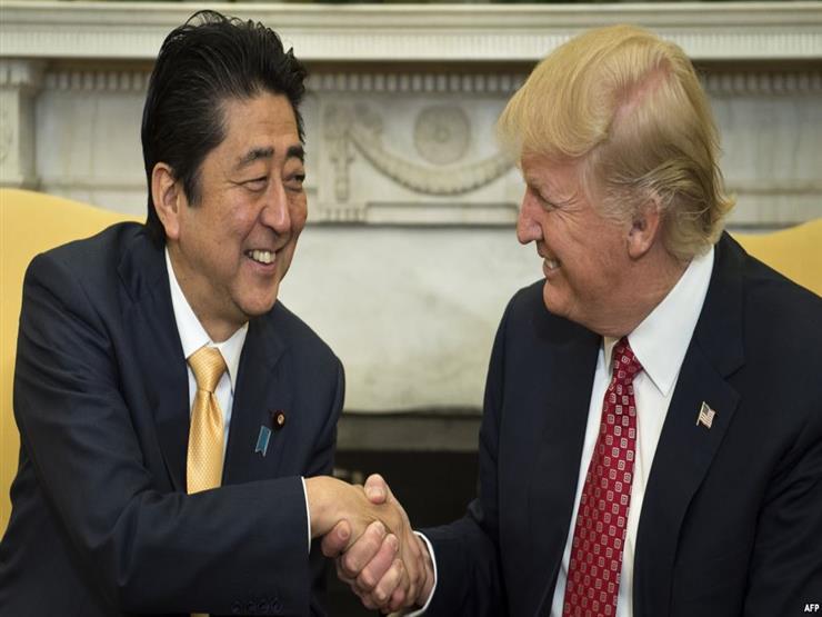 على هامش قمة السبع .. ترامب وآبي يتفقان على زيادة عقوبات كوريا الشمالية
