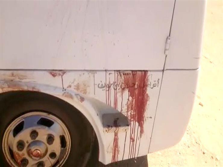 كيف نفذ الإرهابيون الهجوم على أتوبيس المنيا؟ - مصراوي