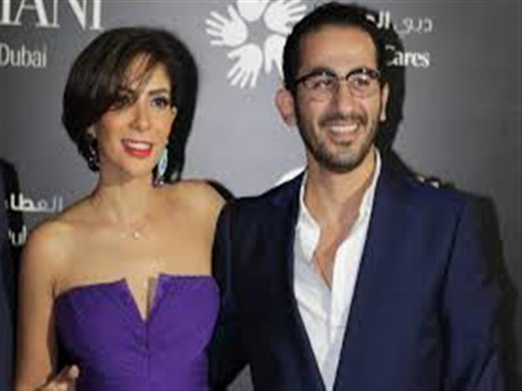 أحمد حلمي ومنى زكي يهنئان جمهورهما برمضان