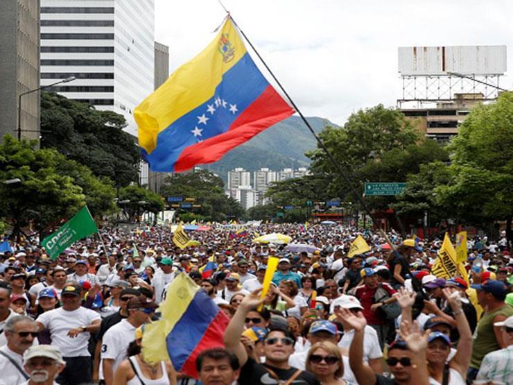 المحتجون في فنزويلا ينظمون مسيرات لإحياء المظاهرات ضد مادورو