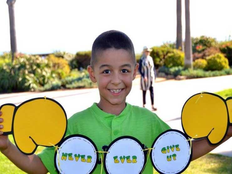"""بالصور- تعرف على قصة الطفل """"زين"""" بطل إعلان التحدي؟"""