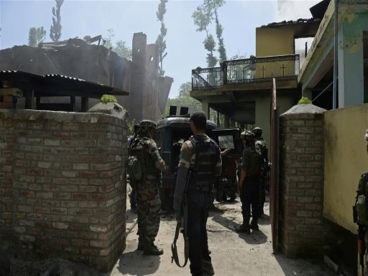 """حظر تجول في """"كشمير"""" الهندية إثر مقتل زعيم متمرد"""