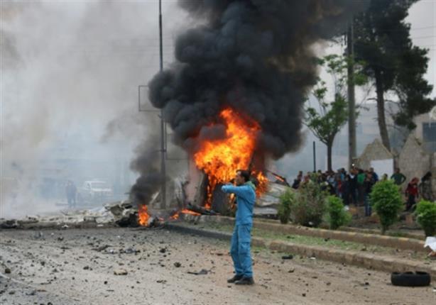 المرصد: 19 قتيلاً غالبيتهم مدنيون في انفجار بشمال سوريا