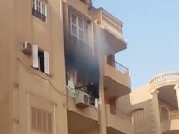 السيطرة على حريق بشقة سكنية في حدائق الأهرام