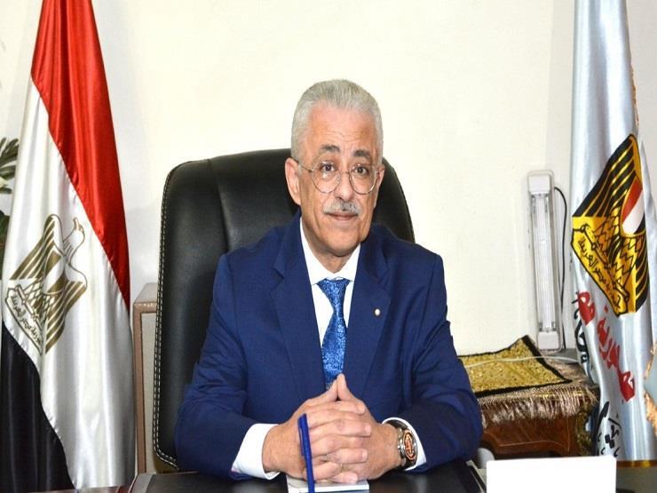 معلومات الوزراء  ينفى وجود صفحة باسم وزير التعليم على  فيس بوك  - مصراوي