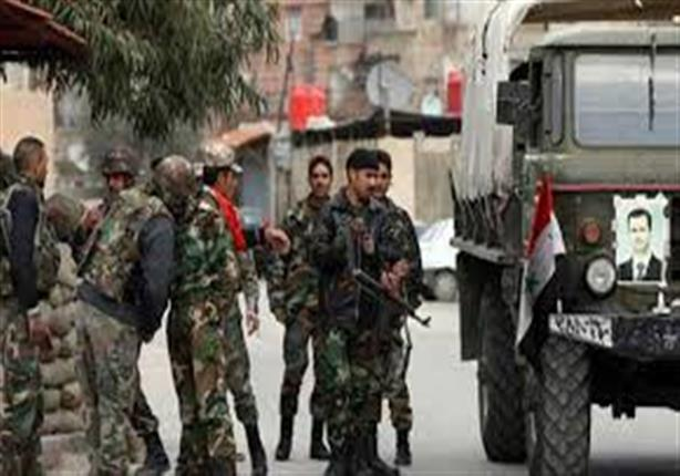 قوات الأسد تبدأ عملية اقتحام خان شيخون بريف إدلب