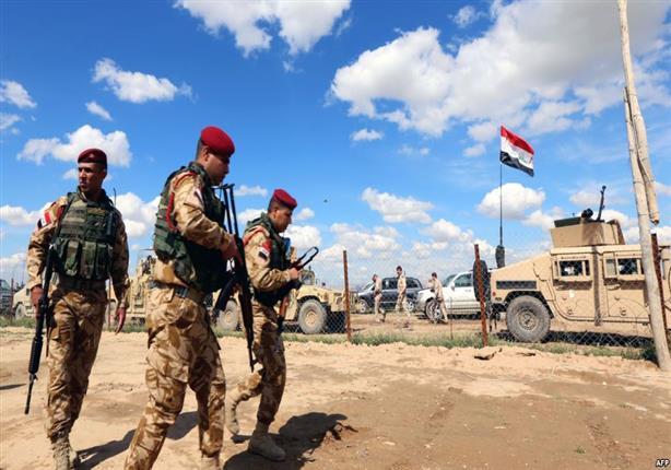 الجيش العراقي ينفي قصف التحالف الدولي لقوات عراقية