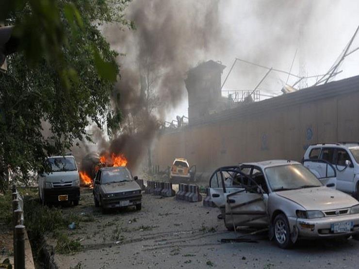 طالبان تعلن مسؤوليتها عن الانفجار الذي وقع أمام بنك كابول