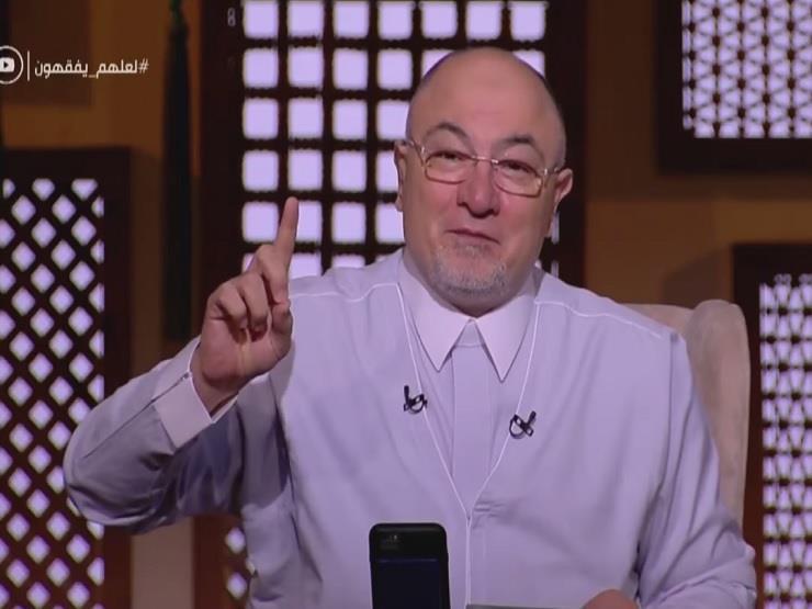 خالد الجندى: لو متهمتش نفسك بالتقصير تبقى مصيبة سوداء