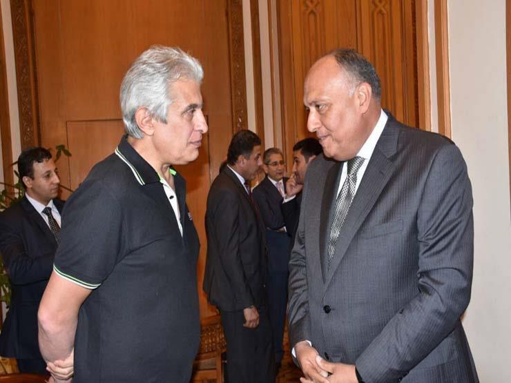 وزير الخارجية: القطريون اعتقدوا أنه بعد ٤٨ ساعة ستحل أزمة قطع العلاقات