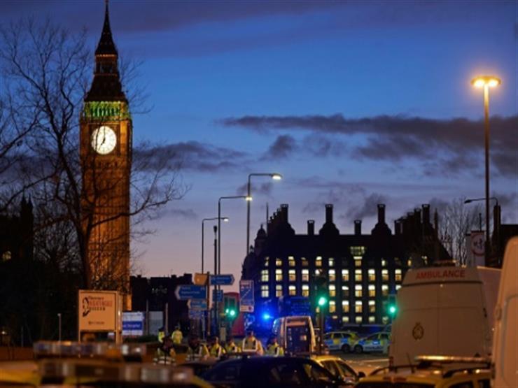 الشرطة البريطانية: توقيف رجل يحمل سكينا قرب البرلمان