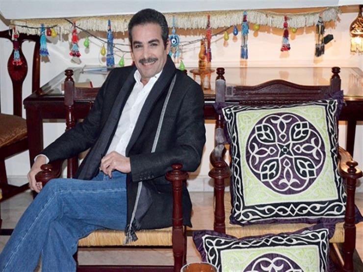 """حوار- أحمد عبدالعزيز: أحارب الدجالين في """"قضاة عظماء"""".. وهذه ذكرياتي مع """"أخناتون"""""""