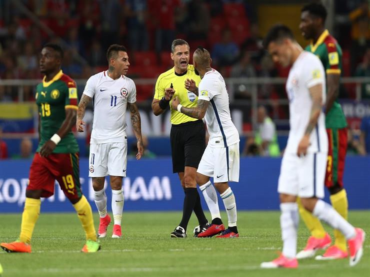 حكم الفيديو بطل اليوم الثاني لكأس القارات