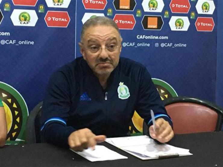 المقاصة لمصراوي: طلعت يوسف أبلغنا أن مباراة الاتحاد الأخيرة له