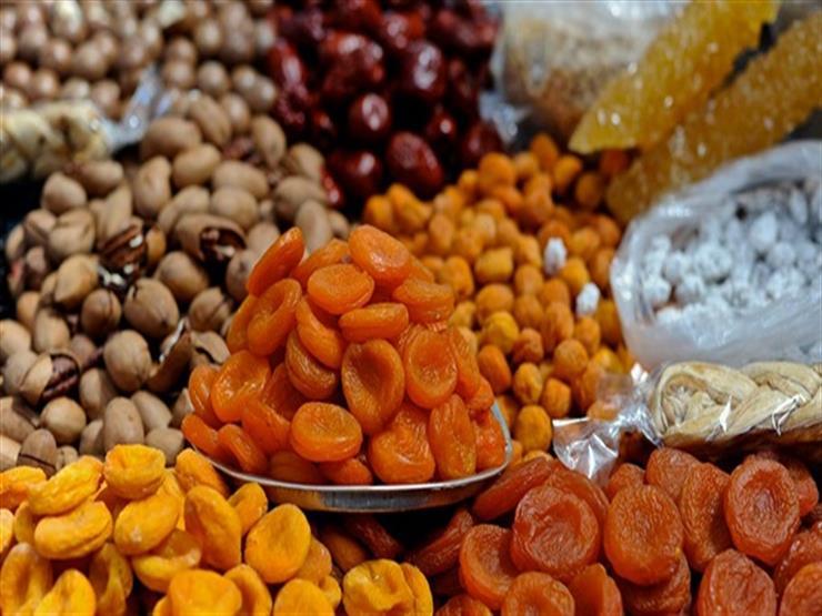 الصحة: ضبط 39 طن ياميش وأغذية فاسدة