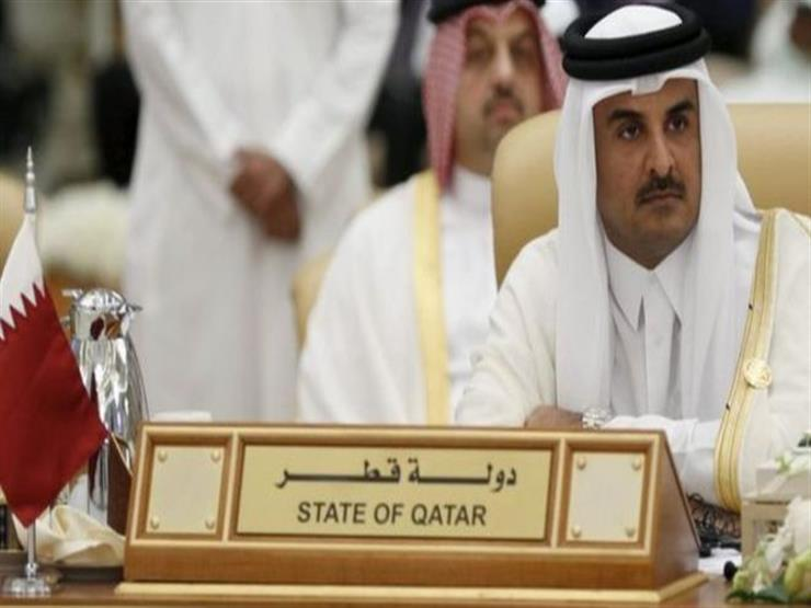 """أمير قطر يؤكد """"وقوف بلاده"""" مع الرئيس السوداني لتجاوز محنة الاحتجاجات"""
