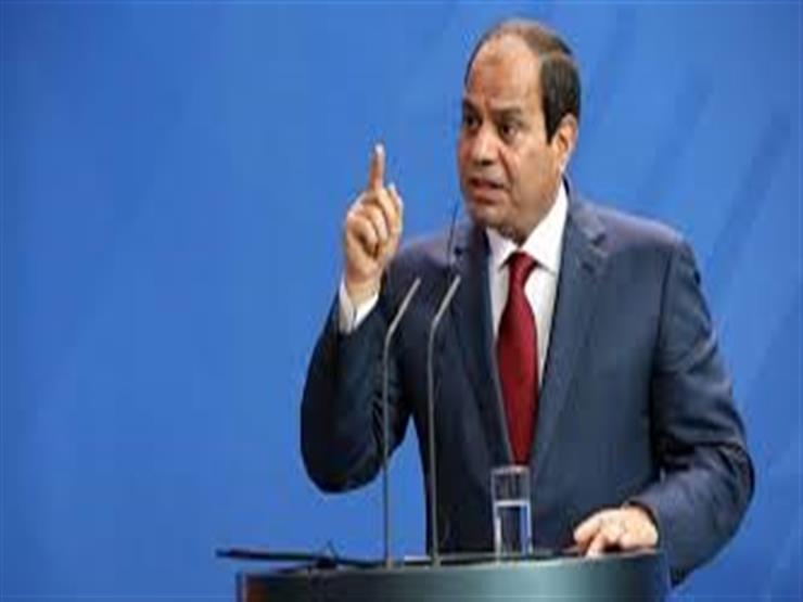 السيسي: الشعب المصري يخوض معركتي الإرهاب والتنمية بكبرياء وشرف