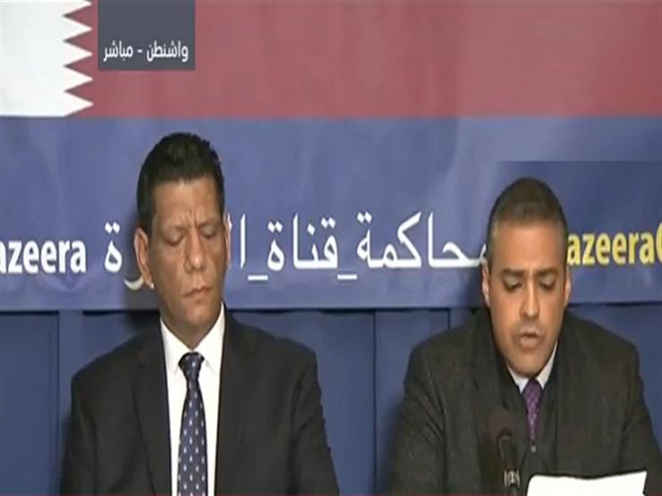 محمد فهمي: الجزيرة بثت مسيرات مفبركة من مصر.. وأجهزة البث تم تهريبها عبر أنفاق حماس