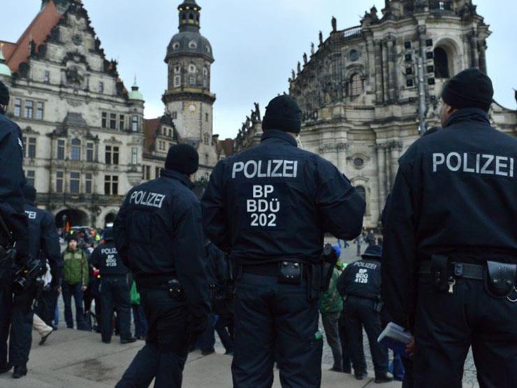 إصابة رجال شرطة ألمان في أحداث شغب شرقي البلاد