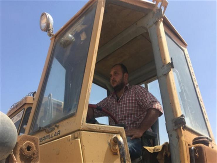 """قصة """"جمال بيومي"""".. سائق مصري خاطر بحياته لمنع انفجار محطة وقود بالسعودية"""
