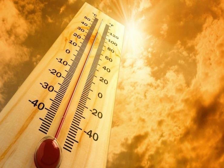 الأرصاد: طقس السبت المقبل يتخطى حاجز الـ40 درجة
