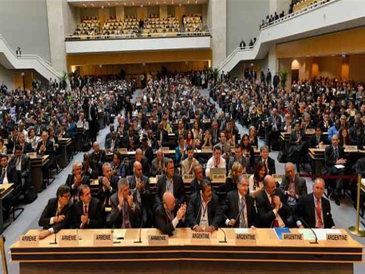 مؤتمر العمل الدولي بجينيف في الفترة من 5 16 يونيو